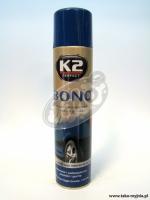 K2 BONO Czyści, Nabłyszcza i Chroni Plastiki 300 ml