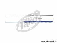 LANCA EASYWASH365+ 1200 mm / 700 mm INOX